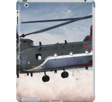 Centenary Chinook iPad Case/Skin