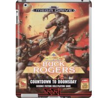 Buck Rogers Mega Drive Cover iPad Case/Skin