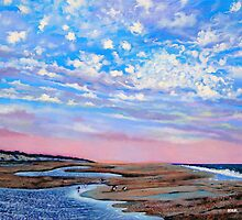 'Clouds Over Salvo' by Jerry Kirk