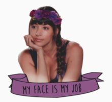 cece | my face is my job by meesters