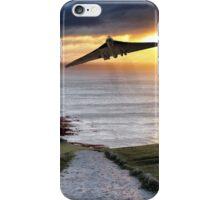 Final Beachy Head Sortie iPhone Case/Skin