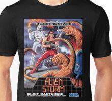 Alien Storm Mega Drive Cover Unisex T-Shirt