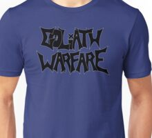 Goliath Warfare (Black) Unisex T-Shirt