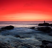 Hallet Cove by Darryl Leach