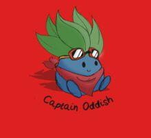 Captain Oddish Sketch Kids Clothes