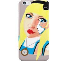 Alice in CyberLand iPhone Case/Skin