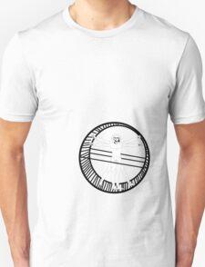 vetruviano hamster wheel Unisex T-Shirt