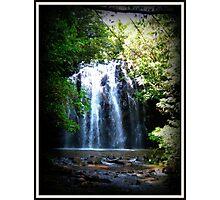 Elinjaa Falls - FNQ - Australia Photographic Print
