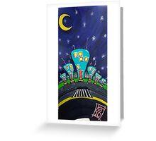 Urban Centre - The Urban Series Greeting Card