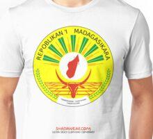 Madagascar Coat of Arms Unisex T-Shirt