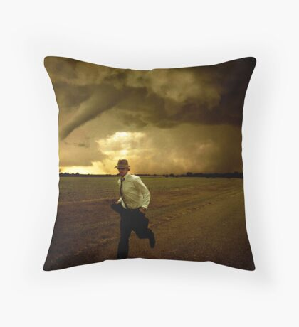 South by Southwest Throw Pillow
