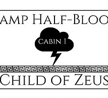 Child of Zeus by Paige Zibelli