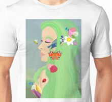 And Spring was her name Unisex T-Shirt