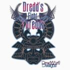 Exclusive Dredds Fight Thredds Design by DreddArt