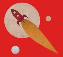 Space Travel Baby Tee