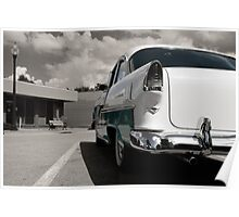 Two Tone Belair Poster