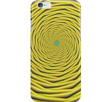 Spiral tunnel iPhone Case/Skin