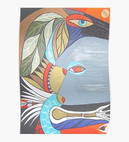 ravens whisper Poster