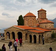 The Church of St Naum by Maria1606