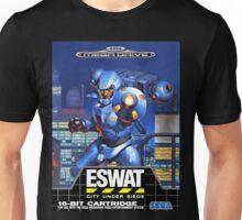 ESWAT Mega Drive Cover Unisex T-Shirt