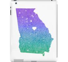 Milledgeville, Georgia iPad Case/Skin