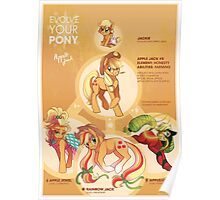EYP Apple Jack Poster