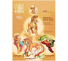 EYP Apple Jack Photographic Print