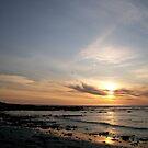 Melkbos Sunset by Chanzz