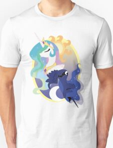 Equestria's Day and Night T-Shirt