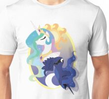 Equestria's Day and Night Unisex T-Shirt