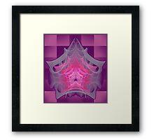 Hommage a Benoit Mandelbrot-a Framed Print