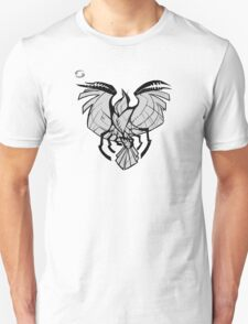 DoubleZodiac - Cancer Rooster Unisex T-Shirt