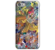 Flowers painting. Colorful Mess iPhone Case/Skin