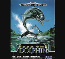 Ecco the Dolphin Mega Drive Cover T-Shirt