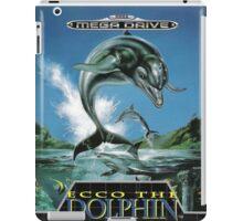 Ecco the Dolphin Mega Drive Cover iPad Case/Skin