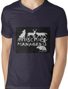 Marauders Mens V-Neck T-Shirt
