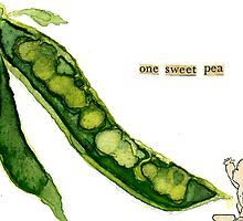 One Sweet Pea by Carol Kroll