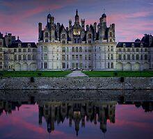 Chambord France by Trevor Murphy
