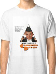 Alex Bueller's Clockwork Day Off Classic T-Shirt