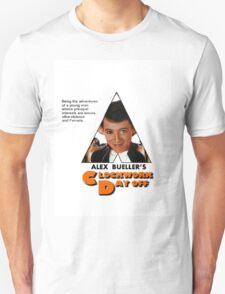 Alex Bueller's Clockwork Day Off T-Shirt