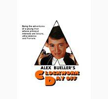 Alex Bueller's Clockwork Day Off Unisex T-Shirt