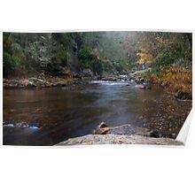 Linville River Basin Poster