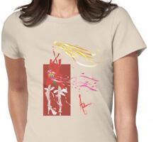 Windy Day Womens Fitted T-Shirt