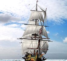 Sea Trials by jedswindells