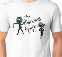 Max and Chloe: The Blackwell Ninjas Unisex T-Shirt