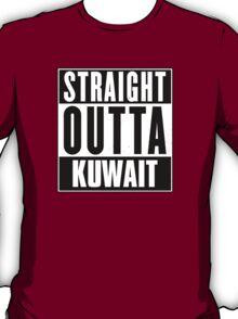 Straight outta Kuwait! T-Shirt