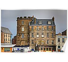 The Signal Tower at Leith Poster
