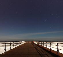 Saltburn Startrails by PaulBradley