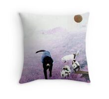 Nimbus Amongst Us Throw Pillow
