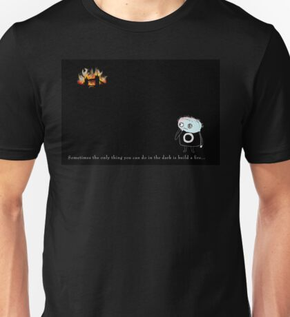 Oops. Unisex T-Shirt